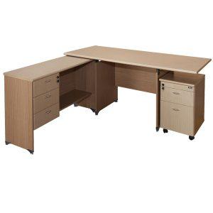 Bộ bàn làm việc Newtrend NTP1800