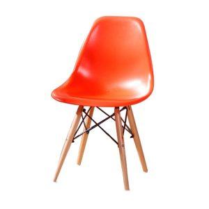 Ghế chân tĩnh khung gỗ đệm nhựa G41