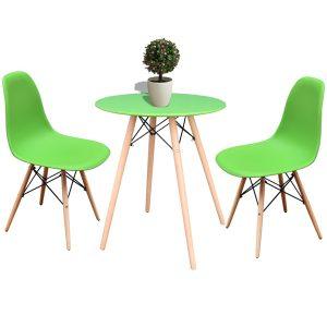 Bộ bàn ghế cafe Hòa Phát B41