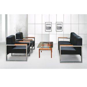 Bộ ghế sofa văn phòng Hòa Phát SF80