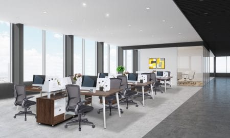 Ghế xoay văn phòng Hòa Phát Bình Dương