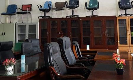 Bàn ghế văn phòng giá rẻ Bình Dương